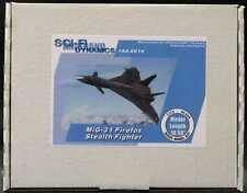 Anigrand Models 1/72 MiG-31 FIREFOX STEALTH FIGHTER