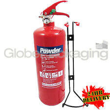 2KG POWDER ABC FIRE EXTINGUISHER HOUSE CAR BOAT OFFICE