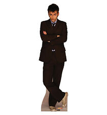 10TH DOCTOR Doctor Who Dr. Who David Tennant CARDBOARD CUTOUT Standup Standee