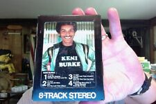 Keni Burke- self titled- Dark Horse label- unplayed 8 Track tape- rare?