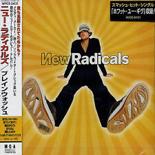 Maybe You've Been Brainwashed Too (+Bonus Tracks), New Radicals, , New Import