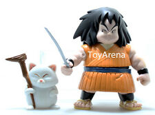 LOOSE Dragon Ball Z Yajirobe & Korin Action Figure Set Irwin Toys
