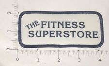 The Fitness Superstore Patch - vintage