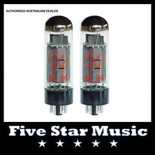 JJ Tesla Electronics EL34 Power Amp Valve / Tube PAIR