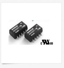 DC/DC 1W isolated converter 5V input dual +/- 5V output MORNSUN A0505T-1W