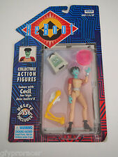 Vintage 1995 REBOOT DOT Action Figure by IRWIN