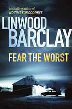 Fear the Worst, Barclay, Linwood, New Book