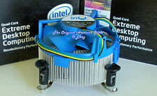 Original Intel Core 2 Extreme Heatsink Cooling Fan for LGA775 Quad Core CPU New