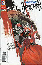 BATWOMAN 21...NM-...2013...New 52...Francesco Francavilla...Bargain!