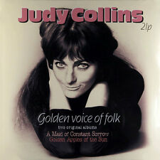 Judy Collins / Golden Voice Of Folk - Vinyl 2LP 180g