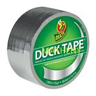 Chrome Cromo ~ Duck Brand Duct Tape ~ Metallic Silver Color Series ~ 15yds
