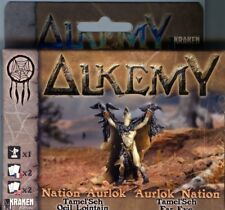 Alkemy Aurlok Nation Tamel'Seh Far Eye Mini MINT