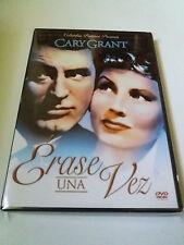 """DVD """"ERASE UNA VEZ"""" COMO NUEVO ALEXANDER HALL CARY GRANT JANET BLAIR"""