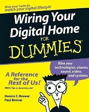 Wiring Your Digital Home For Dummies-ExLibrary