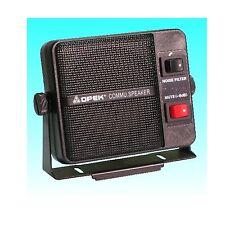 Opek 7-30 Deluxe 8 Watt External Speaker with Noise Filter & Mute