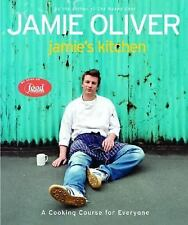 Jamie's Kitchen A Cooking Course for Everyone Jamie Oliver 2003 Hardcover Book