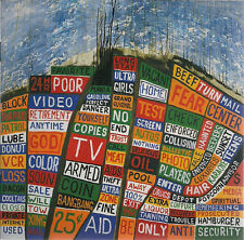 Radiohead Hail To The Thief UK CD