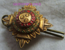 IN8438 - INSIGNE Tria Juncta In Uno officers pip badge brooch Order Of The Bath