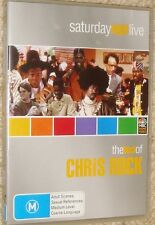 LIKE NEW R4 DVD Saturday Night Live (SNL) The Best of Chris Rock