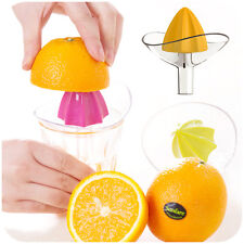 New Lemon Squeezer Citrus Juicer Juice Manual Press Bar Kitchen Fruit Orange 1pc