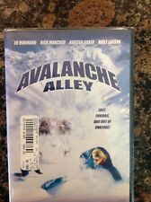 Avalanche Alley (DVD, 2002)NEW-AUTHENTIC US Release