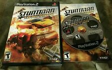 Stuntman Ignition PS2 Playstation 2 Complete
