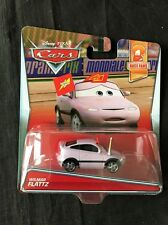Disney Pixar Cars Race Fans Series Wilmar Flattz  new