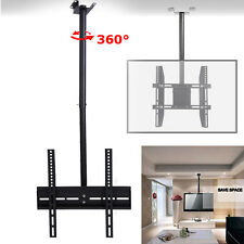 """TV Ceiling Mount Height Adjustable and Tilt for LCD LED Flat Screen 26"""" to 32"""""""