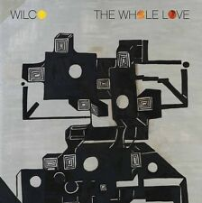 WILCO The Whole Love VINYL 2LP BRAND NEW Includes Free CD