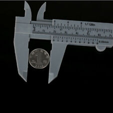 0-150MM Plastic Vernier Caliper Microme​ter Guage Daily Tool Great Pro Useful DS