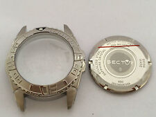 SECTOR MODELLO 650 2653650035A CASE CASSA  PARTS WATCH UHR OROLOGIO SC330