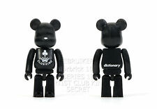 Medicom Toy Be@rbrick 100% SERIES 18 ARTIST CLUB KING SECRET bearbrick club king