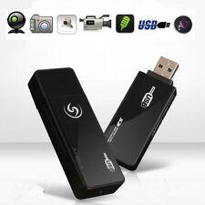 Digital Hidden Portable USB Flash Drive Nanny Cam Camera HD DVR Video Record U9
