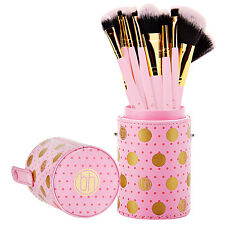 BH Cosmetics: Dot Collection - 11 Piece Brush Set Pink