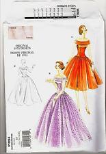 Vogue V1094 14-20 Sewing Pattern Vintage 1955 Party Dress Wedding Gown