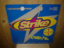 "STRIKE u sure do   12"" MAXI 45 T"