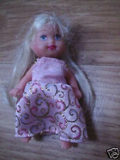 MATTEL KELLY KEN MIDGE~KRISSY~DR  BARBIE~LITTLE BABY Toy Doll-#1