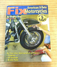 How To: FIX American V-Twin Motorcycles: Biker Basics Series by Bros.