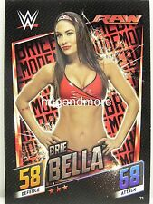 Slam Attax Then Now Forever - #071 Brie Bella