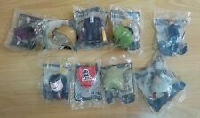 MCDONALDS HAPPY MEAL TOYS HOTEL TRANSYLVANIA - A SET OF 9 PCS