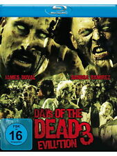 Days of the Dead 3 - Evilution BLU-RAY/NEU/OVP - Hart !!! - James Duval