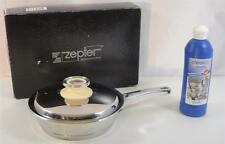 ZEPTER MasterPiece FRYING PAN TF-016-20 S  20 cm 1.6 L USED