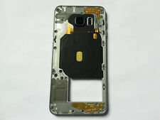 Genuine Samsung Galaxy S6 Edge Plus + Chassis Frame Bezel Black G928f GRADE C