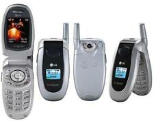 LG CG300 - Silver (AT&T) Cellular Phone - For PARTS Only