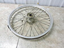 96 Honda CR125 CR 125 R front wheel rim