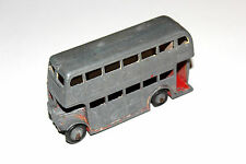 Dinky Toys Post War Double Decker Bus # 29c With Type 1 Grill !!!
