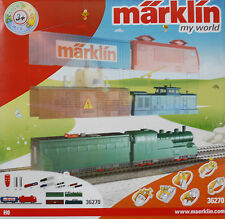 Märklin h0 36270 pilas locomotora My World serie click and Mix nuevo