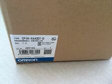 New In Box Omron PLC CP1H-XA40DT-D CP1HXA40DT-D - Quantity  Available in stock