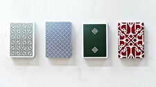 Madison Select Boxed set playing cards. 4 new sealed decks