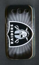 OAKLAND RAIDERS 1 Piece Glossy Case / Cover for Samsung GALAXY S3 (Design 1)